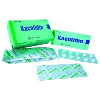 Kacotidin