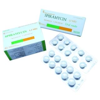 Spiramycin 1.5 MIU