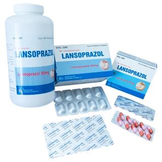 Lansoprazol 30 mg