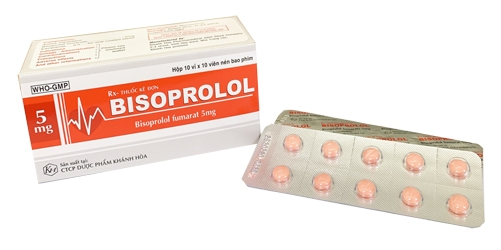 BISOPROLOL 5mg