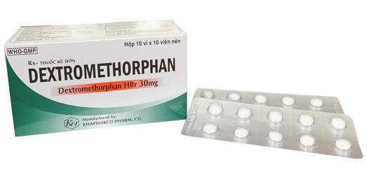 DEXTROMETHORPHAN