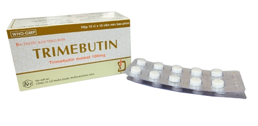 TRIMEBUTIN 100mg
