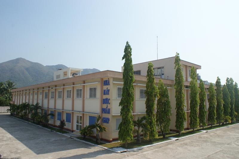 Giới thiệu về nhà máy sản xuất Công Ty Cổ Phần Dược Phẩm Khánh Hòa