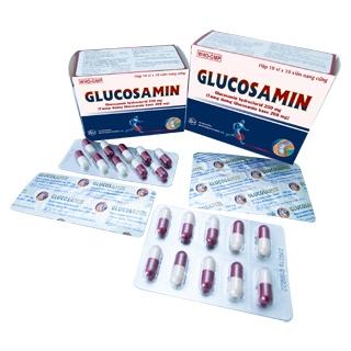 Glucosamin 250mg