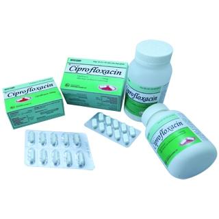 Ciprofloxacin 500 mg