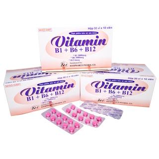 Vitamin B1B6B12