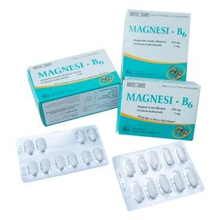 Magnesi B6 (470mg)