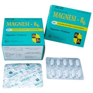 Magnesi B6 (475 mg)